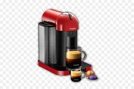 Nespresso VertuoLine Coffee Cappuccino Red Eye