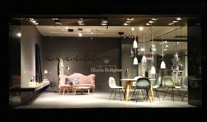 Furniture Store Window Displays Display At Illums