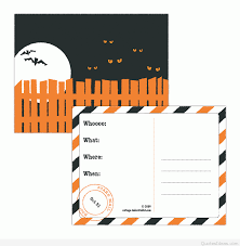 Quotes For Halloween Invitation by Halloween Quotes