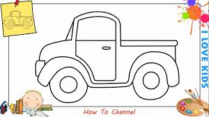 How To Draw A Pickup Truck EASY Step By Step For Kids, Beginners ... How To Draw 1 Truck Youtube The Best Trucks Of 2018 Pictures Specs And More Digital Trends To A Toyota Hilux Pick Up Pickup Vinyl Graphics Casual For Old Chevy Drawing Tutorial Step By A 52000 Plugin Electric Pickup Truck W Range Extender Receives Ford Stock Illustration Illustration Draw 111455442 By Rhdragoartcom Easy 28 Collection High Quality Free What Ever Happened The Affordable Feature Car Cool Drawings Of An F150 Sstep