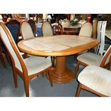 dining table tiled dining table tile top dining table set tiled