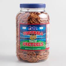 Utz Halloween Pretzel Treats Nutrition by Shultz Brownie Pretzel Nuggets World Market