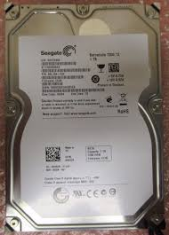 Dell Seagate Barracuda ST31000528AS 1TB HDD 7200RPM 3.5 SATA 3.0 ...