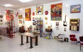 deco americaine annee 50 décoration garage annee 50