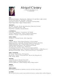 Sample Resume For Hostess Air Fresher Pdf