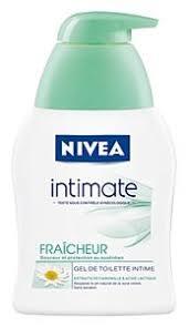gel fraîcheur toilette intime intimate nivea beauté test