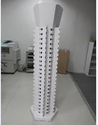 Sunglass Cardboard Display Spinning Stand Floor Standing Unit