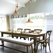 Contemporary Dining Room Sets With Benches Narrow Chairs Ideas Plus Alluring Hanging