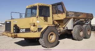 100 Rock Truck 1992 Caterpillar D300D Articulated Rock Truck Item B5045