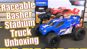 100 Losi Trucks 22S ST Brushless RTR 2WD Stadium Truck Unboxing RC Driver