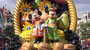 European Countries That Dont Celebrate Halloween by Mickey U0027s Halloween Celebration Parade Disneyland Paris Le