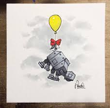 130 Best Winne The Pooh by Star Wars Characters Drawn As Winnie The Pooh And Friends U2013 Fubiz