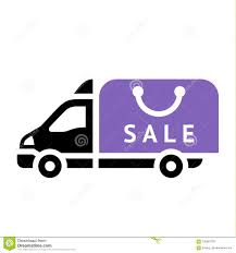 100 Icon Trucks Delivery Trucks Flat Icon Stock Vector Illustration Of Ecommerce