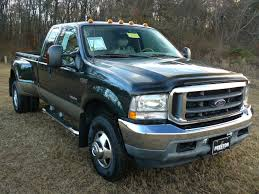 2003 Ford F350 DUALLY DIESEL 4WD LOW MILES!!! MARYLAND USED CAR SALE ...