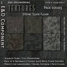 SSF005 6 1024px Elegant Slate Floor Tile Textures For High Class Villas Mansions Gardens Gazebos By ED ENGINEERING