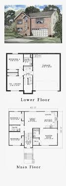 100 Floor Plans For Split Level Homes Plan House Luxury Type Of