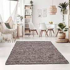 taracarpet handweb teppich oslo wolle im skandinavischem landhaus design wohnzimmer esszimmer schlafzimmer flur läufer beidseitig verwendbar 060x090