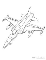 Us Army Plane Coloring Pages