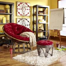 Pier One Papasan Chair Assembly by Papasan Brown Stool Pier 1 Imports
