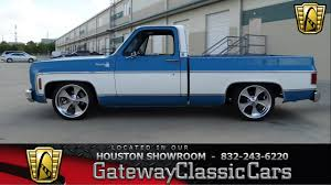 1978 Chevrolet C10 Gateway Classic Cars Of Houston Stock 431 HOU ... 15 Pickup Trucks That Changed The World 2004 Chevrolet Blazer Overview Cargurus Affordable Colctibles Of 70s Hemmings Daily Your Definitive 196772 Ck Pickup Buyers Guide Chevy Dealer Keeping Classic Look Alive With This An Exhaustive List Truck Body Style Ferences These 11 Have Skyrocketed In Value 100 Years Truck Legends Year History 2018 Silverado 1500 Specs Release Date Price And More Of Cedarburg Wi Milwaukee