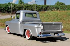 1955 Chevy Stepside - Meant To Be - Hot Rod Network