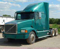 100 Truck Volvo For Sale 1996 WIA Aero Semi Truck Item H3372 SOLD June 17