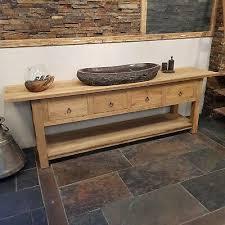 sulawesi sideboard kommode waschbeckenunterschrank teak