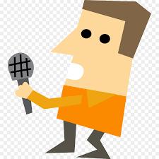 Journalist News Presenter Clip Art Flat Cliparts Png Download Rh Kisspng Com