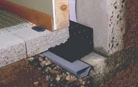 basement waterproofing supplies materials interior