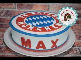 fc bayern münchen motivtorten purzel cake