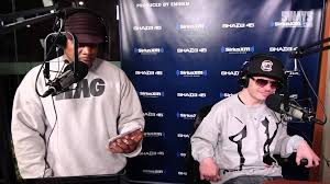 Friday Fire Blind Fury Freestyles on Sway in the Morning