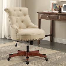 Linon Sinclair Office Chair, Multiple Colors - Walmart.com Plush Rolled Back Design Traditional Button Tufted Executive Office Shop Osp Home Furnishings Rebecca Fabric Kincaid Fniture Accent Chairs Upholstered Chair With Of America Bovill Cmfc644gy Solutions Winsome Leather Coaster 515k Side Hooker Juliet Transitional Swivel Whitney Without Nailhead Trim Bettco Son Grey Fairfield 546635 Curved High With Nail Heads Rustic Brown Ding