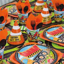 100 Tonka Truck Birthday Party Supplies Construction Walmartcom