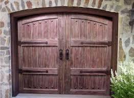Garage Door Hardware Decor
