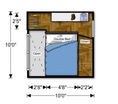 Skillful Tiny House Plans Under 100 Sq Ft 3 Prefab NOMAD Micro Home Could