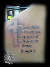 25 Holy Scripture Tattoos