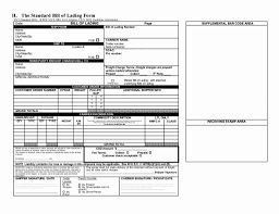 100 Truck Bills Of Lading Bill Template Excel Fresh Free Luxury Invoice 2010 And
