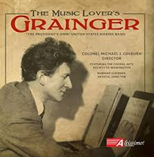 Get Quotations The Music Lovers Grainger