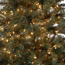 Pre Lit Pencil Christmas Tree Canada by Finley Home 10 Ft Classic Pine Clear Pre Lit Slim Christmas Tree