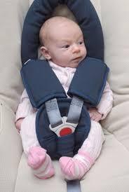 siege coque bébé préparer un voyage avec bébé en voiture