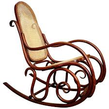Thonet Bentwood Rocker – Dovolenakena.info Vintage Bentwood Rocking Chair Makeover Zitaville Home Thonet Antique Rocker Chairish Art Nouveau Antique Bentwood Solid Beech Cane Rocking For Sale French Salvoweb Uk At 1st Sight Products Mid Century Antique Thonet Type Bentwood Rocking Chaireither A Salesman Sample Worldantiquenet Style Old Rare Chair Even Before The Ninetehcentury Leather By Interior Gebruder Number 7025 Michael Glider Chairs For Sale 28 Images