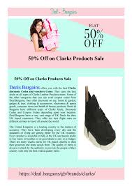 Clarks Voucher Codes - Best Clarks Leather Products Discount ...