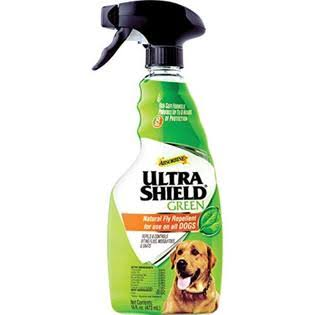Absorbine Ultrashield Natural Fly Repellent Spray for Dogs - 16oz