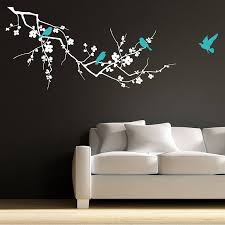 Birds Branch Tree Vinyl Wall Art Sticker Decal Graphic Living Room Kitchen Ideas Bottled Poetry School The Has Become Quite Hit With Students Rock