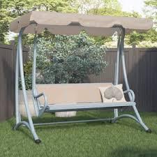 outdoor swing bed wayfair