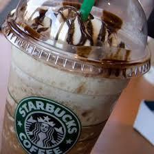 Starbucks Ferrero Rocher Frappuccino