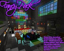 Decoration Building Pack Minecraft Mod
