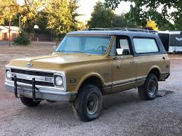Weekly Craigslist Hidden Treasure: 1970 Chevrolet CST Blazer 4x4 ...