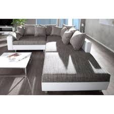 canape d angle modulable canapé d angle modulable loft blanc gris