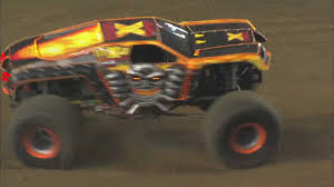 100 Monster Truck Jam 2013 MaxD Freestyle From Tacoma WA